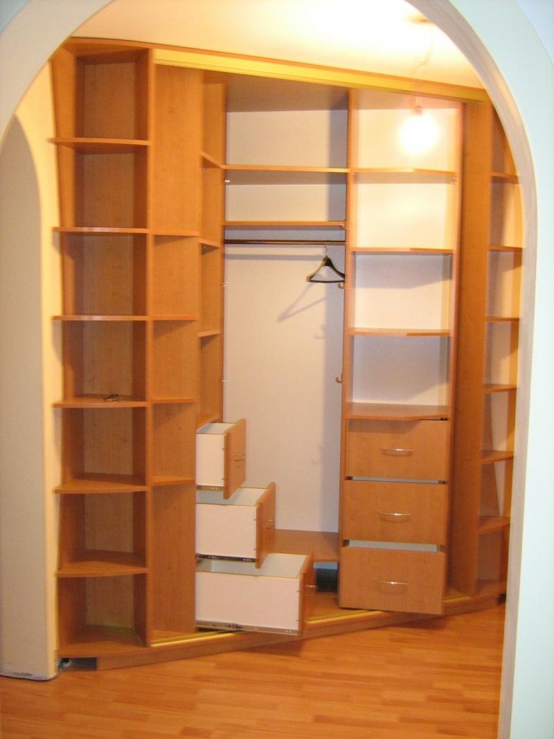 Программа для проектирования шкафов угловых