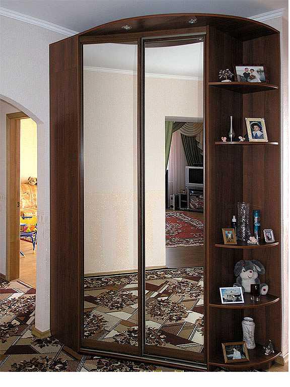 зеркало заднего вида панорамное! длина 335 мм.